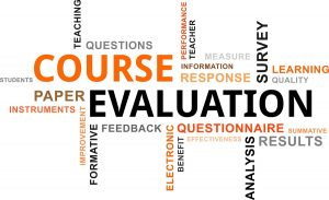 Student Evaluation Forms & Feedback Processing