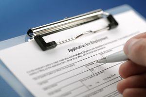 Application Forms Processing
